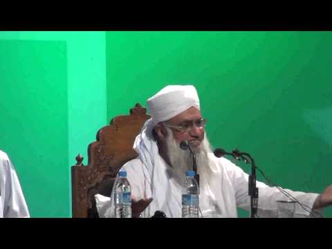 Molana Sajad Nomani sb DB in Kashmir University - Part2