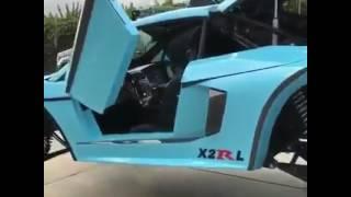 Wow Would you sit inside?  By Buckshot Racing X2RL gran carro