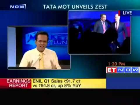 Zest: Tata Motors launches new compact sedan at a starting price of Rs 4.64 lakhs