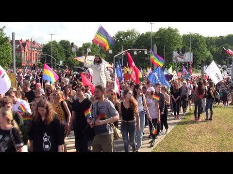 Marsz Równości Gdańsk 2018