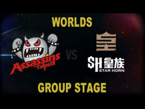 TPA vs SHR - 2014 World Championship Groups A and B D1G4