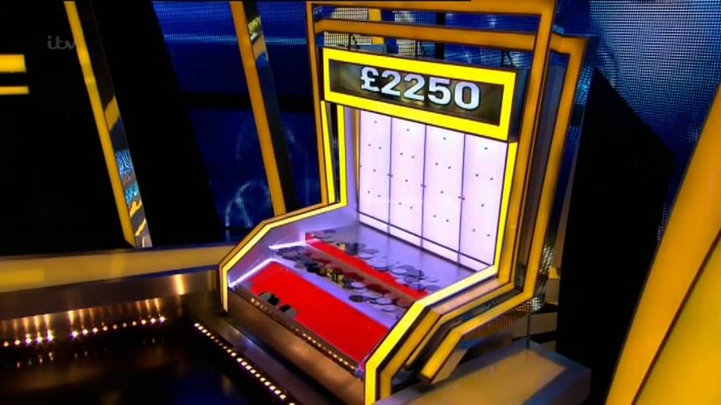 The chase celebrity itv