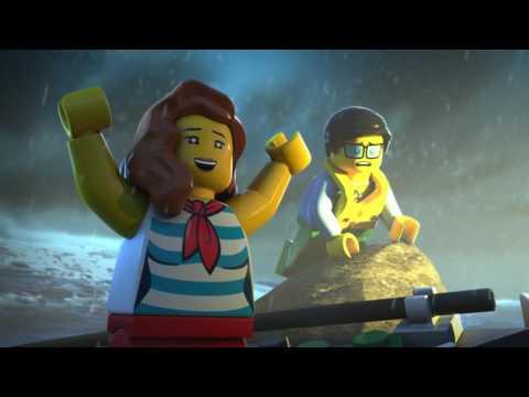 Смело навстречу волнам - LEGO City