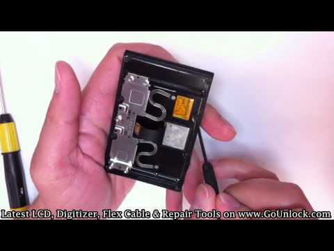 Sharp FX STX-2 Screen Disassemble/Take Apart/Repair Video Guide