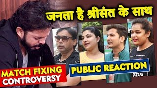 Sreesanth CRIES Over Match Fixing Controversy | PUBLIC REACTION | Bigg Boss 12