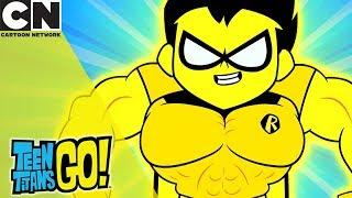 Teen Titans Go! | The Titans Biggest Fan | Cartoon Network
