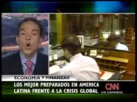 Perú frente a la crisis mundial según CNN