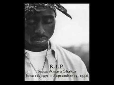 2pac - Teardrops and closed casckets