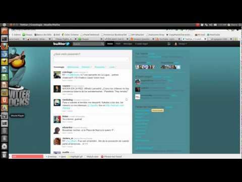 Ventanas transparentes en Ubuntu 11.04 con Compiz Fusion