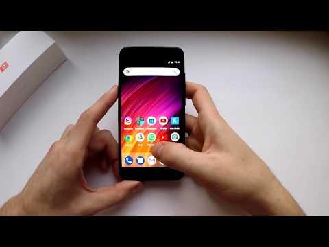 Xiaomi MI A1 Первое впечатление , примеры фото , распаковка