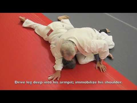 Judo Turnovers and Submissions Image 1