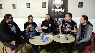 Anihilated Interview with TBFM Network at HRH United 2016
