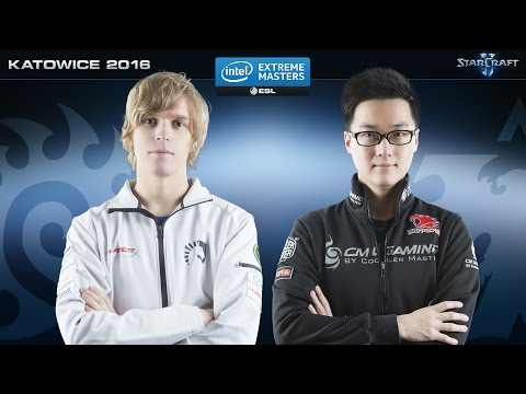 StarCraft 2 - Snute vs. Polt (ZvT) - IEM Katowice 2016 - Grand Final