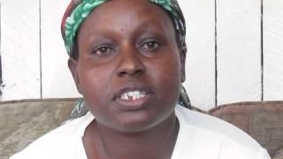 Faith Wangui Mari's mother   Nancy Singer MVI 5813