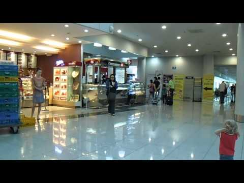 Inside Ninoy Aquino International Airport, terminal-3 Philippines