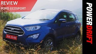 Ford EcoSport : What's Right What's Wrong : PowerDrift
