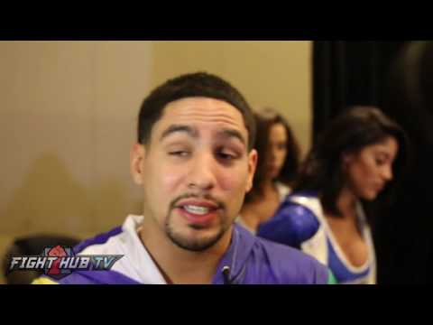 """Danny Garcia """"A Mayweather fight is realistic!"""" Feels Thurman-Porter winner is not king at 147"""
