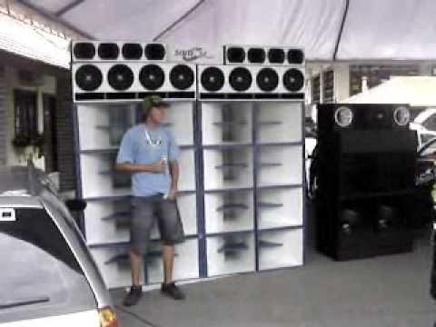 A Real do Racha, 28 Eros Hummer 12 1500w  x  16 TMK LIVE 15 1000w (Sprinter+Fiorino) !!!
