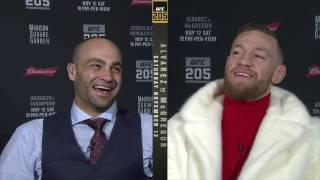 Conor McGregor About SportsCenter Presenter