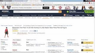 Video 3 Kiếm tiền với Amazon   Thiết lập freeship + lay tien tu amz