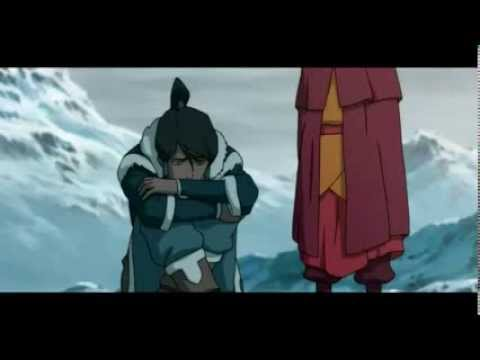 The Legend Of Korra:korra Avatar State! Hd! video