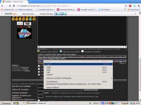 comment décorer un forum xooit