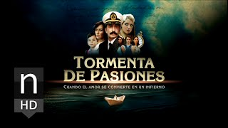 Tormenta de pasiones en español