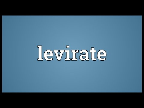 Header of levirate