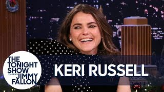 Keri Russell Does a Spot-On Chewbacca Impression, Teases Star Wars' Zorii Bliss