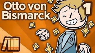 Otto von Bismarck - The Wildman Bismarck - Extra History - #1