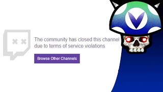 [Vinesauce] Joel - Banned From Twitch? ( Twitch messes up )