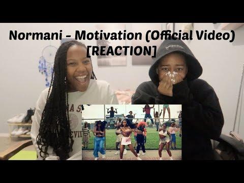 Normani - Motivation (Official Video) [REACTION] | BrookeandBria