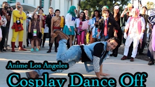 Cosplay Dance Off | Anime Los Angeles (ALA 2017 )