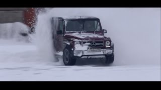 Mercedes-AMG G 63 drift