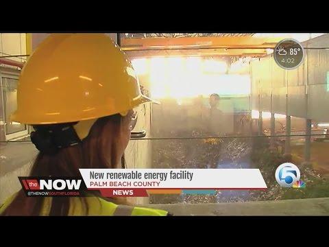 New renewable energy facility