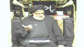 12th Muharram 1436AH - Do Shias Exaggerate The Status Of The Imams? - Maulana Sayyid Muhammad Rizvi