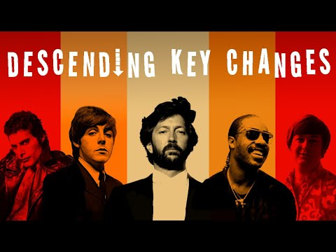 Songs with a Downwards Key Change