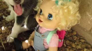 BABY ALIVE Emily Skips School! (School Series)