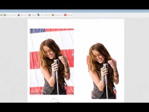 como hacer una imagen formato PNG o sin fondo en Photoscape