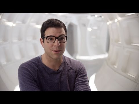 Zachary Quinto - Star Trek Into Darkness - Spock
