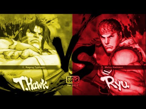 BABRYU [ Hawk ] Vs Cobra Cathoga [ Ryu ] SSF4 Arcade Edition 2012 HD