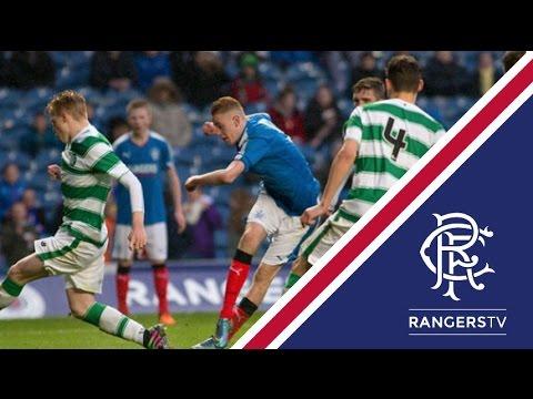 U17 Highlights | Rangers v Celtic | 28 Apr 2016