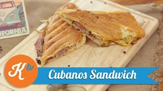 Resep Cubanos Sandwich | FEBRI RACHMAN