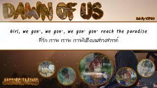 [THAISUB] JACKSON WANG - DAWN OF US
