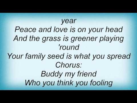 Lenny Kravitz - Buddy X