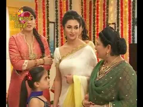 On Location of TV Serial Yeh Hai Mohabbatein Shaguns Haldi Ceremony...