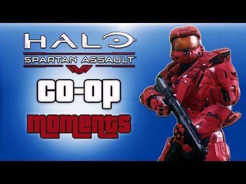 Halo Spartan Assault Co-op Ep.2 With CaRtOoNz