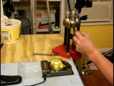 Reloading 9mm Ammunition Using a Lee Classic Turret Press