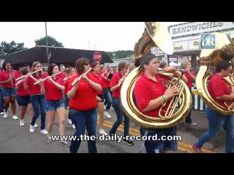 West Holmes High School Marching Band