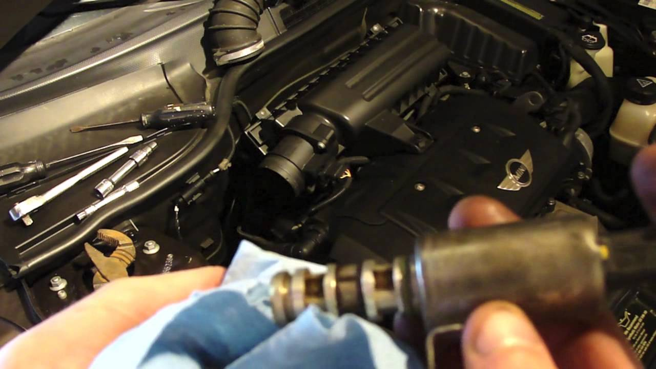 How to change oil on club car